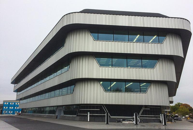 Ingenuity House - JWD Aluminium
