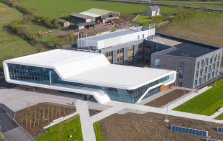 JWD award win - Menai Science Park
