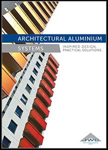 JWD Architectural Aluminium literature