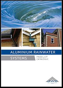 JWD rainwater goods catalogue
