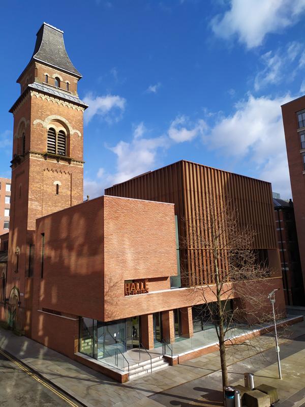 JWD Halle St. Peter's